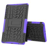 Rugged Armor Shockproof Heavy Duty Hybrid Kickstand Tablet Case Case for Samsung Galaxy Tab A 10.5 T590 E 8.0 T377 T378