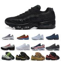 TT 20 aniversario Zapatillas para correr OG GREEDY MENS ULTRA TRIPLE BLANCO BLANCO UBAJE SOLE GRIS AZUL NEON CHAUSSURES HOMBRE Sneakers Zapato deportivo al aire libre