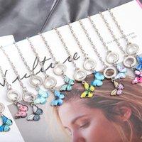 رابط، أساور jewelrybracelets سبائك فراشة سلسلة للنساء الفتيات مطلي سحر سوار أزياء حزب مجوهرات هدية انخفاض التسليم 2021 ج