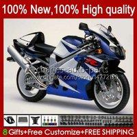 Kit di carenatura per Suzuki Srad TL1000R TL-1000R 1998 1999 2000 2001 2002 2003 19hc.57 TL-1000 TL 1000 R 98-03 Blue Factory Bodywork TL 1000R TL1000 R 98 99 00 01 02 03 Corpo OEM
