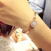 Nouveau bracelet de diamant de zircon de mode zircon exagéré bracelet bracelet diamant bracelet de haute qualité bracelet Bijoux
