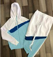 Homme Designers Vêtements 2021 Designer Tracksuit Hommes Hommes Sweats à capuche + Pantalon Hommes Sweatshirt Pull Casual Tennis Sport Tracksuits Sweat Suites