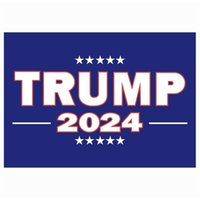 2024 US Campaign Presidencial Trump Adesivo As regras mudaram Trump 2024 adesivos de carro adesivo Veículo decalque Pôsteres GGA4203
