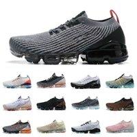 2021 vapores 2.0 knit 3,0 homens sapatos esportivos fk moc ser verdade triplo preto branco cinza volt safari womens corredor sneakers tênis