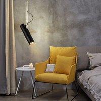 Kitchen island bedside pendant lamps 7w popular fixture chandelier led point lighting adjustable direction hang light F-PL1060