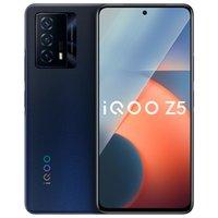 "Original Vivo IQOO Z5 5G Mobile Phone 12GB RAM 256GB ROM Snapdragon 778G Octa Core Android 6.67"" Full Screen 64.0MP AR OTG 5000mAh Wake Face ID Fingerprint Smart Cell Phone"