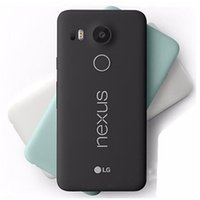 Original Recrubishished LG Nexus 5X H790 H791 5.2 인치 Hexa 코어 2GB RAM 16GB 32GB ROM 12.4MP 잠금 해제 4G LTE 스마트 휴대 전화 DHL 1pcs