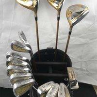 Hippo Golf Club Beres S06 Vier Sterne Honma Komplett des Carbon Steel Club Body Red Horse Ball Set Herren