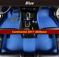 Suitable for LINCOLN Continental 2017-2020year customized non-slip non-toxic floor mat car