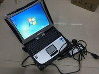 AllData 10.53 Software + M..Chell 2015 + A-TSG Dados 3in 1TB instalado no laptop para resistente CF19 4GB Laptop pronto para trabalhar