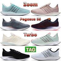 2021 Yeni Pegasus 35 Erkek Kadın Turbo Koşu Ayakkabıları Beyaz Siyah Vast Gri Yeşim Yelken Parçacık Gül Karıştırılmış Mavi Kahraman Erkek Tasarımcı Sneakers