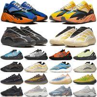 yeezy yezzy Safflower 700 v3 mnvn men women shoes sun Clay Brown triple black Azareth Alvah Azael Orange Bone Inertia mens trainers sports sneakers