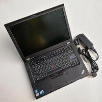 Code-Reader Scan-Tools verwendete Laptop T410 für MB Star C5 SD CONNECT C4 ICOM A2 Nächstes Fahrzeug Auto-Diagnose und Programmierung