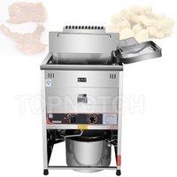 30L Free Standing Potato Fryer Industrial Electric Deep Fryers
