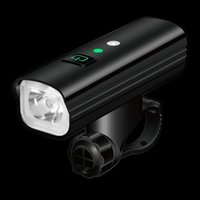 Bike Lights Smart Light 1000 Lumens LED Bicycle Front Headlight USB Cycling With Auto On & Off Sensor For MTB Road