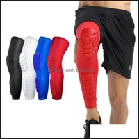 Outdoor And Cam Sports & Outdoorsoutdoor Gadgets 1Pcs Basketball Knee Pads Lengthen Breathable Compression Calf Sleeves Brace Hiking Cycling