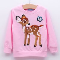 2021 New Kids Top Summer Children Clothes Long Sleeve Cartoo...