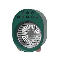 Wasserkühle Ventilme Nebel Spray Micro USB Power Handheld Tragbare Mini-Fans Air Cooler Büro Desktop Nebeln Kühlung Lüfter Spielzeug Kasten Verpackung Sommer Need H83Z9D5