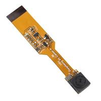Webcams ZERO-WH Camera Module -Compatible Cable Extension 5MP Mini Interface 65 ° Field Angle