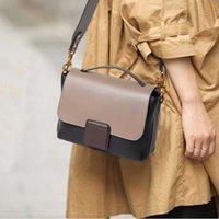 MVK Femme Sac Véritable Sacs de créateurs de luxe en cuir pour femmes Bandoulière Bandoulière Messenger Sac à main Mode Sacs femme
