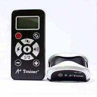 800m Telecomando Telecomando Scossa elettrica Collare Dog Formazione Dispositivo Bark Stopper / Dispositivo di allenamento per cani Carica automatica USB integrata