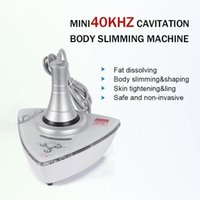 2021 Ultrasonic Portable Cavitation Fat Burning Shaping Machine Body Massage Facial Skin Tightening Device Slimming Beauty Equipment