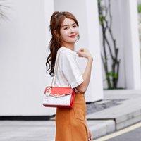 Crossbody Bags for Women Luxury Handbags Designer Bolsa Feminina Scarf Shoulder Bag Ladies Sac Main Leather Purses