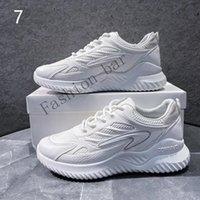 2021 hommes et femmes mode_bar 03 chaussures de course chaussures de course chaussures de mode US8 EUR39 Sneakers à pied Tenis Feminino