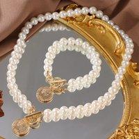 En luksusowy perłowy kamień skorupa wisiorek dla kobiet letnie gwiazda serce łańcuch choker naszyjnik bohemian biżuteria prezent