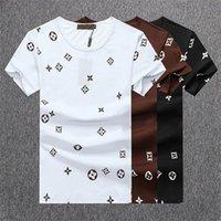 2021 눈 남성용 티셔츠 여름 반팔 패션 인쇄 탑스 캐주얼 야외 티셔츠 크루 넥 옷 색상 S-2XL # 74