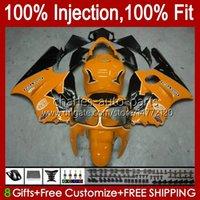 Injection mold OEM For KAWASAKI NINJA ZX 12 R 1200 CC ZX1200C ZX1200 C 2000 2001 Body 2No.143 ZX12R 00 01 ZX 1200 12R 1200CC Bodywork ZX-12R 00-01 ABS Fairing orange black