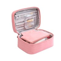 Cosmetic Bag Travel Organizer Women Multifunction Waterproof Toiletries Storage Pouch Makeup Package Case Toiletry Kit 211025