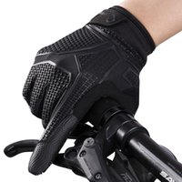 Cycling Gloves WHEEL UP Riding Sun Wear Long Finger Mountain Bike Sport Breathable MTB Off Road