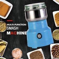 المطبخ multifunction صغير ومريح آلة سحق القهوة حبوب الطحن مصنع سبايس كهربائي مطحنة