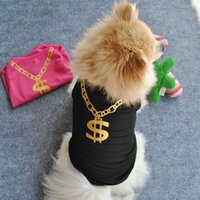 Dog Apparel Vest Cooling Summer Shirt Soft Pet Clothes For Chihuahua Personality Puppy Coat Costume Small Dogs