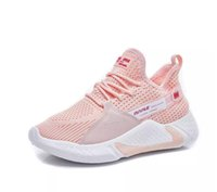 #550 Factory Woman runner shoe summer outdoor walking flats mesh+breather light and soft casual shoes women sneaker 35-40