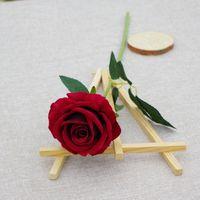 İpek Gül Çiçek Yapay Güller Uzun Stems ile Diy Düğün Buketleri Centerpieces Gelin Duş Parti Ev Dekorasyonu GGA4340