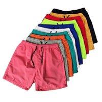 Sommer-Süßigkeiten-Fliesen-Shorts + 5 Paare von Herren 10-Farben-Defi-Pants + M-5XL Qualitätsprüfung Polyester 100%
