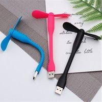Ücretsiz DHL USB Mini Fan Cep Gadget Yaz Soğutma Cep Telefonu Güç Bankası Dizüstü Bilgisayar Ve Diğer Cihaz USB-Port