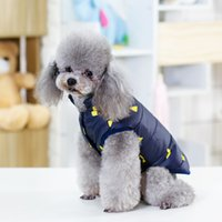 Winter Warm Schnauzer Vest Chihuahua Thick Coat Jacket for Yorkshire PC0635