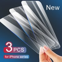 Protective Glass on the For iPhone 11 12 Pro X XS Max XR Tempered Glass For iPhone 7 8 6 6s Plus 12 mini 11 Pro Screen Protector
