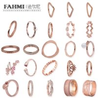 2021 100% 925 Sterling Silver Classic Heart Crown Peach Women Charm Rose Gold Jewelry Ring Wholesale Free white
