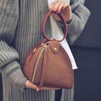 Women Simple Dumplings Messenger Designer Retro Female Crossbody Shoulder Handbag Clutch Bag Bolsa Feminina