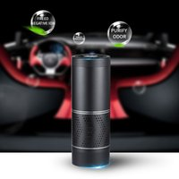 Purificateur d'air portable Mini ioniseur Ozone Véhicules pour voiture à domicile