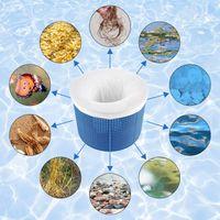 20pcs / lot Pool Skimmer Socks Filters Cestas, Skimmers limpia los escombros y las hojas para el suelo sobre las piscinas terrestres