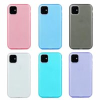 Tranparent Clear Phone Cases TPU Drop Resistant Back Cover Protector for iPhone 12 mini 11 pro X XR Xs Max 7 8 plus