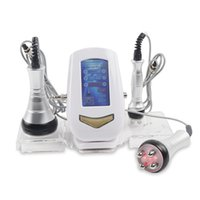 Body Slimming 3 In 1 40k Ultra RF Radio Frequency Liposuction Body Slimming Weight Loss Vacuum Ultrasonic Cavitation Machine