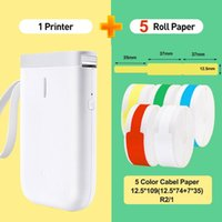 Niimbot D11 Portable Label Printer Pocket Cable Bluetooth Thermal Price Tag Fast Printing Home Use Office Printers