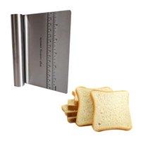 Выпечка из нержавеющей стали Выпечки инструменты для выпечки пирожные аксессуары мука хлеба кухня