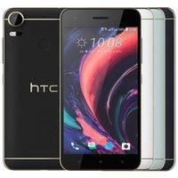 Refurbished Original HTC Desire 10 Pro 5.5 inch Octa Core 4GB RAM 64GB ROM Dual SIM 20MP Camera Android Smart Mobile Phone Free DHL 30pcs